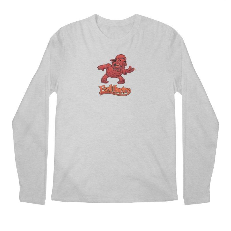 Evil Umpire Men's Longsleeve T-Shirt by guy's Artist Shop