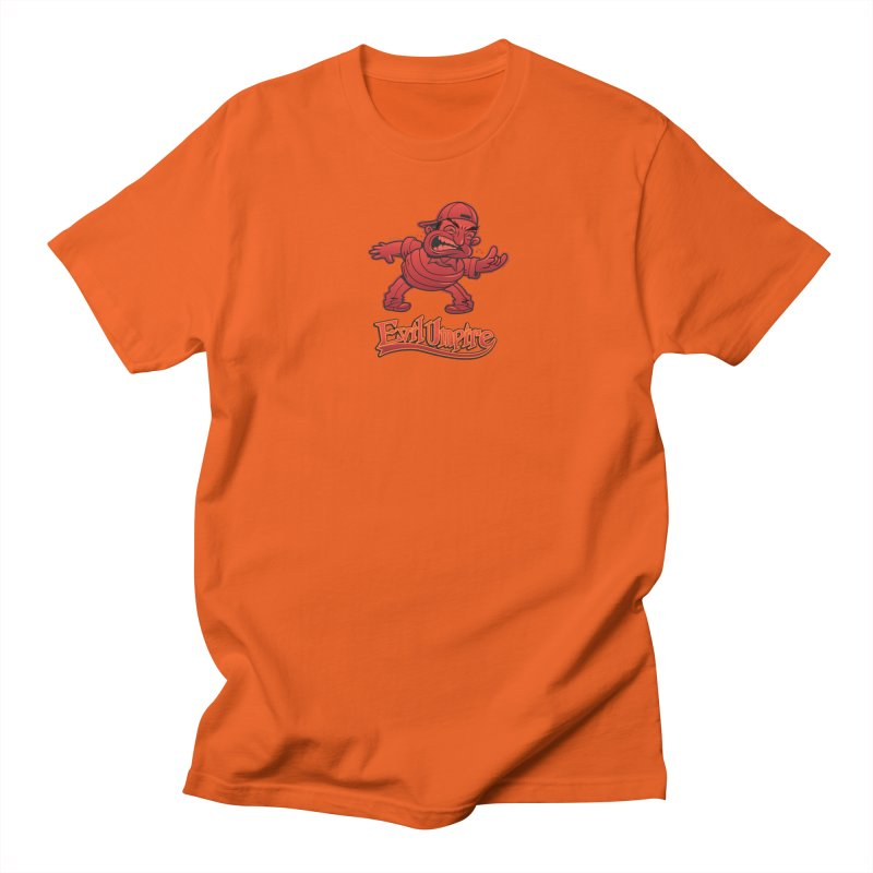 Evil Umpire Men's T-shirt by guy's Artist Shop