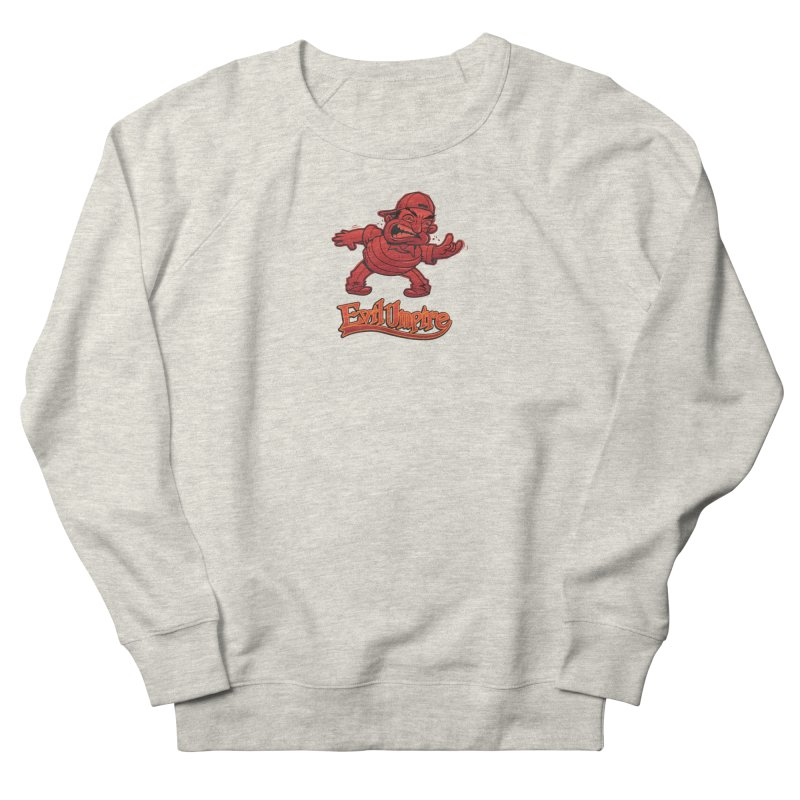 Evil Umpire Men's Sweatshirt by guy's Artist Shop
