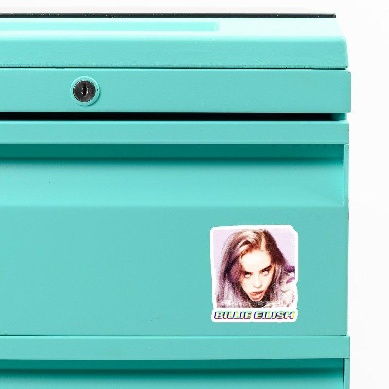 BE popart2 Accessories Magnet by gyart's Artist Shop