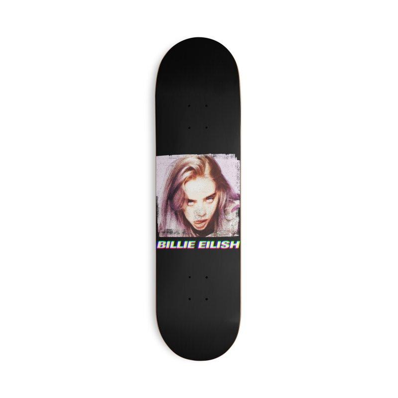 BE popart2 Accessories Skateboard by gyart's Artist Shop