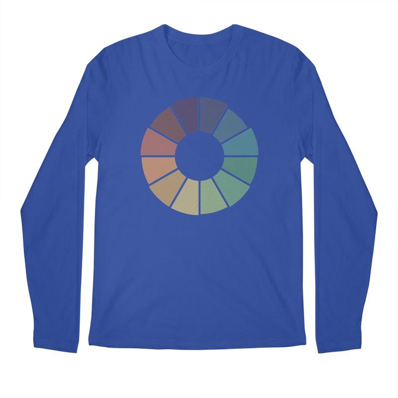 Minimalist Julian Calendar Men's Regular Longsleeve T-Shirt by Gyledesigns' Artist Shop
