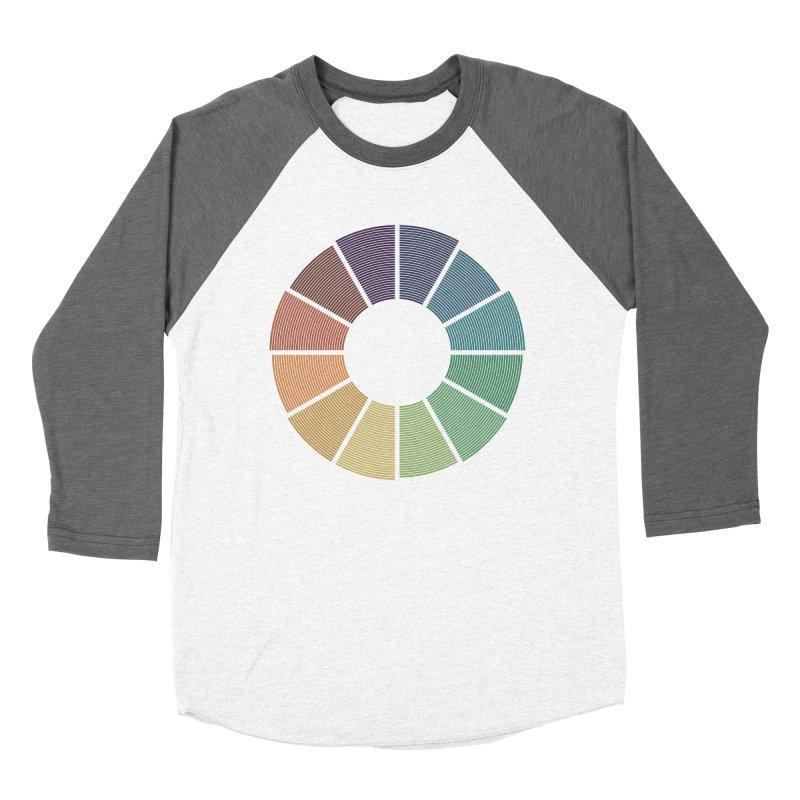 Minimalist Julian Calendar Men's Baseball Triblend T-Shirt by Gyledesigns' Artist Shop