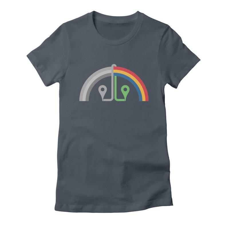 Somewhere Women's T-Shirt by Gyledesigns' Artist Shop