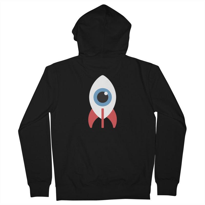 Eye on the Sky Men's Zip-Up Hoody by Gyledesigns' Artist Shop