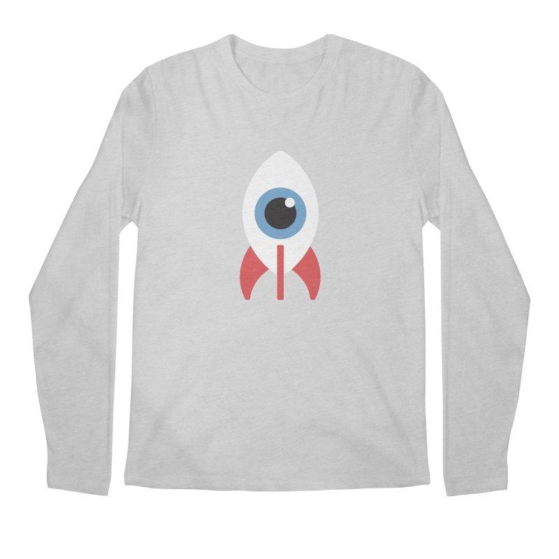 Eye on the Sky Men's Regular Longsleeve T-Shirt by Gyledesigns' Artist Shop