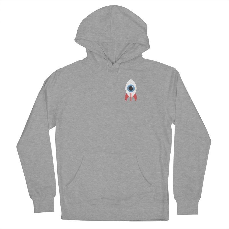 Eye on the Sky Chest Logo Men's Pullover Hoody by Gyledesigns' Artist Shop
