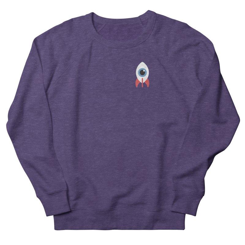 Eye on the Sky Chest Logo Women's Sweatshirt by Gyledesigns' Artist Shop
