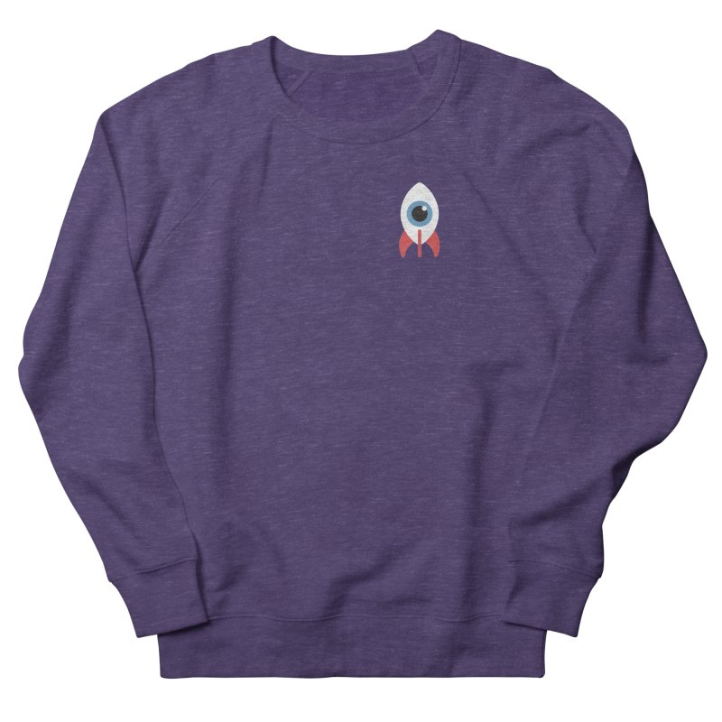 Eye on the Sky Chest Logo Men's Sweatshirt by Gyledesigns' Artist Shop