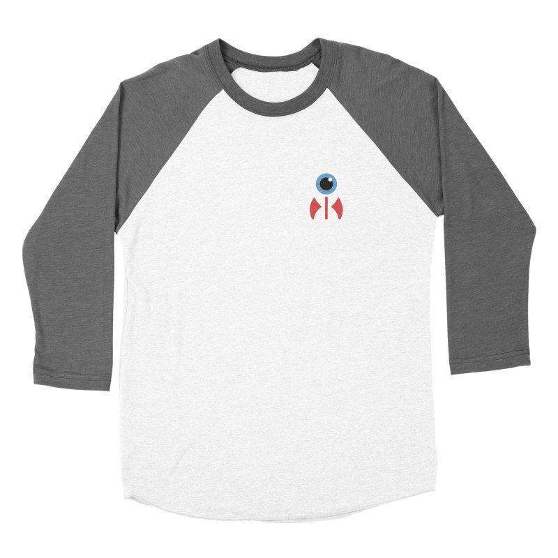 Eye on the Sky Chest Logo Women's Baseball Triblend Longsleeve T-Shirt by Gyledesigns' Artist Shop