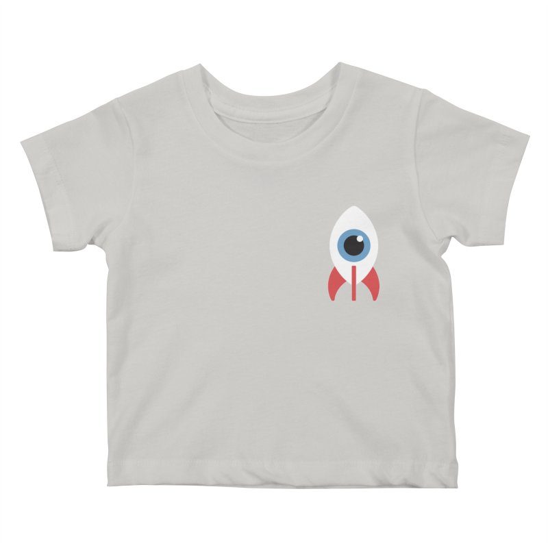 Eye on the Sky Chest Logo Kids Baby T-Shirt by Gyledesigns' Artist Shop