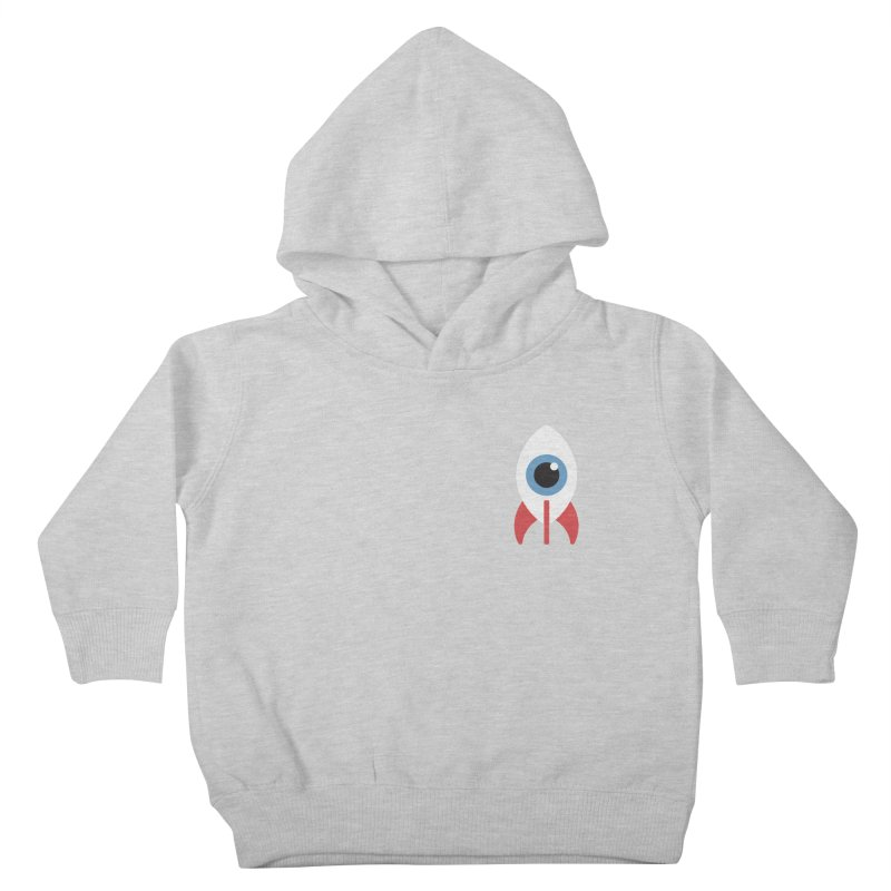Eye on the Sky Chest Logo Kids Toddler Pullover Hoody by Gyledesigns' Artist Shop