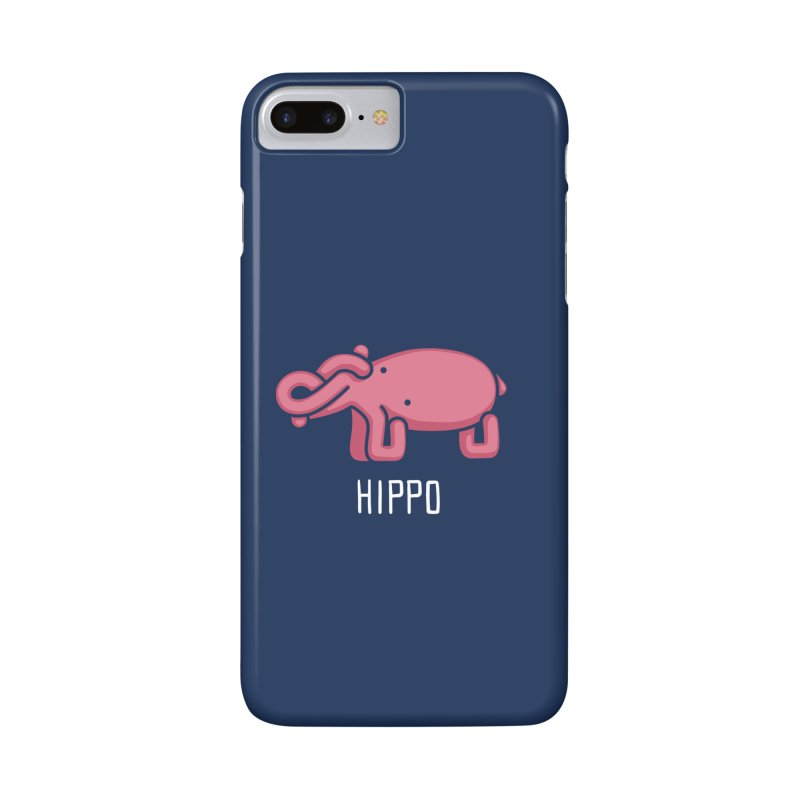 Hippo (Not an Octopus) Accessories Phone Case by Gyledesigns' Artist Shop