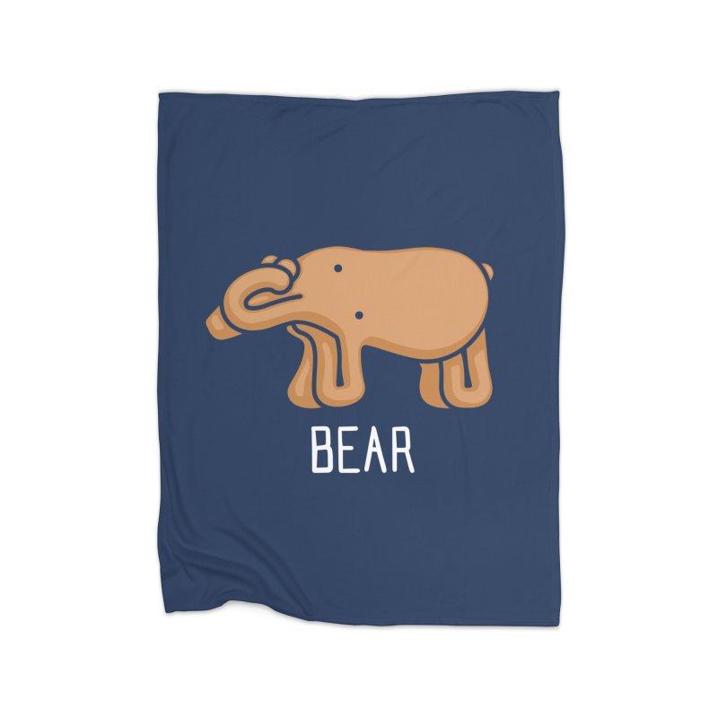 Bear (Not an Octopus) Home Blanket by Gyledesigns' Artist Shop