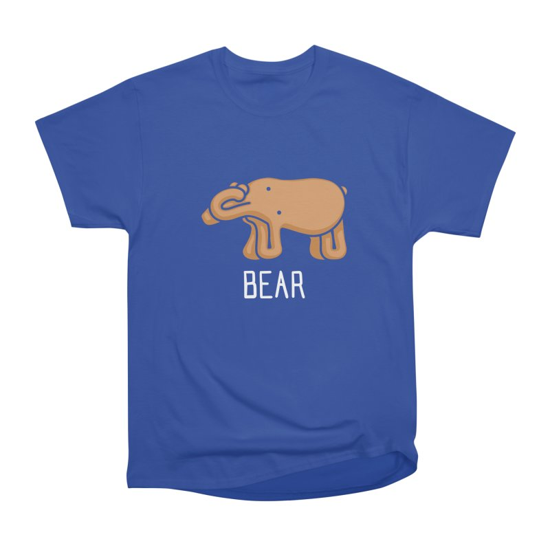 Bear (Not an Octopus) Women's Classic Unisex T-Shirt by Gyledesigns' Artist Shop