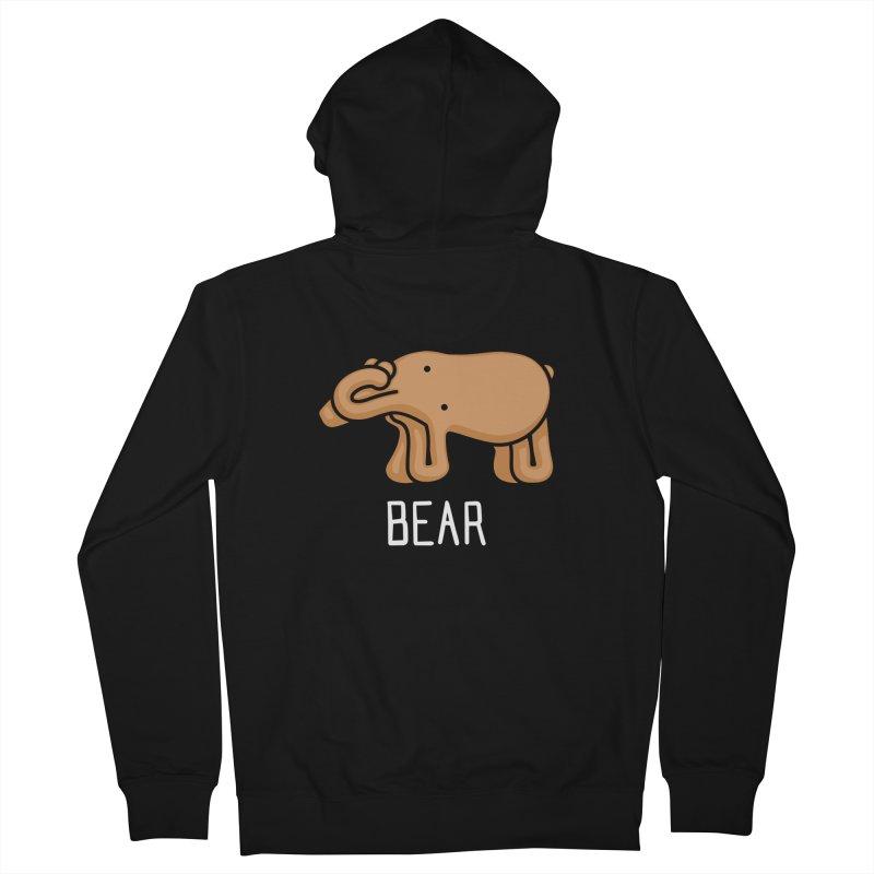 Bear (Not an Octopus) Women's Zip-Up Hoody by Gyledesigns' Artist Shop