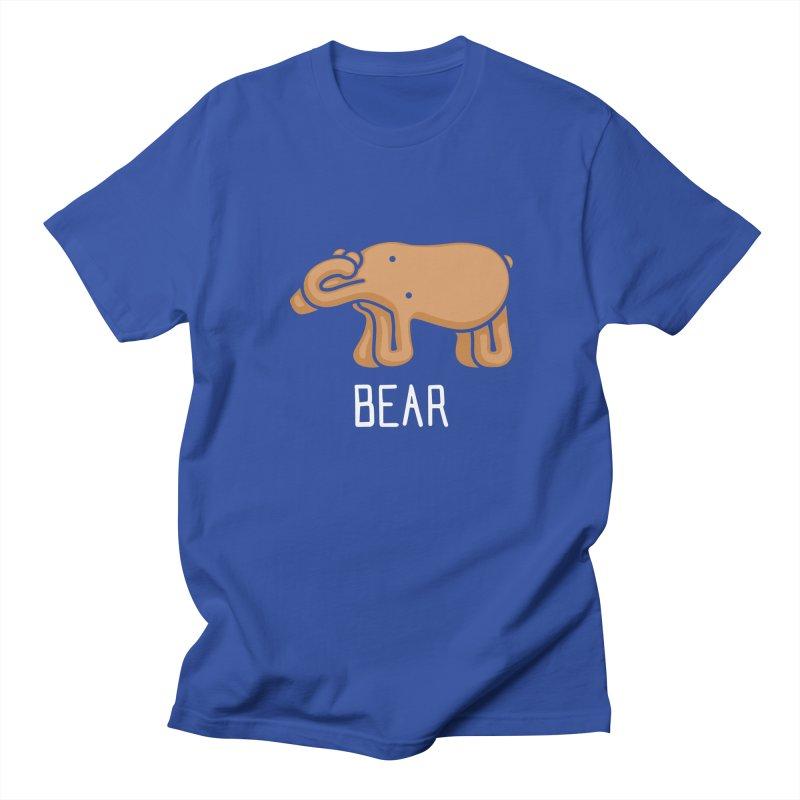 Bear (Not an Octopus) Men's T-shirt by Gyledesigns' Artist Shop