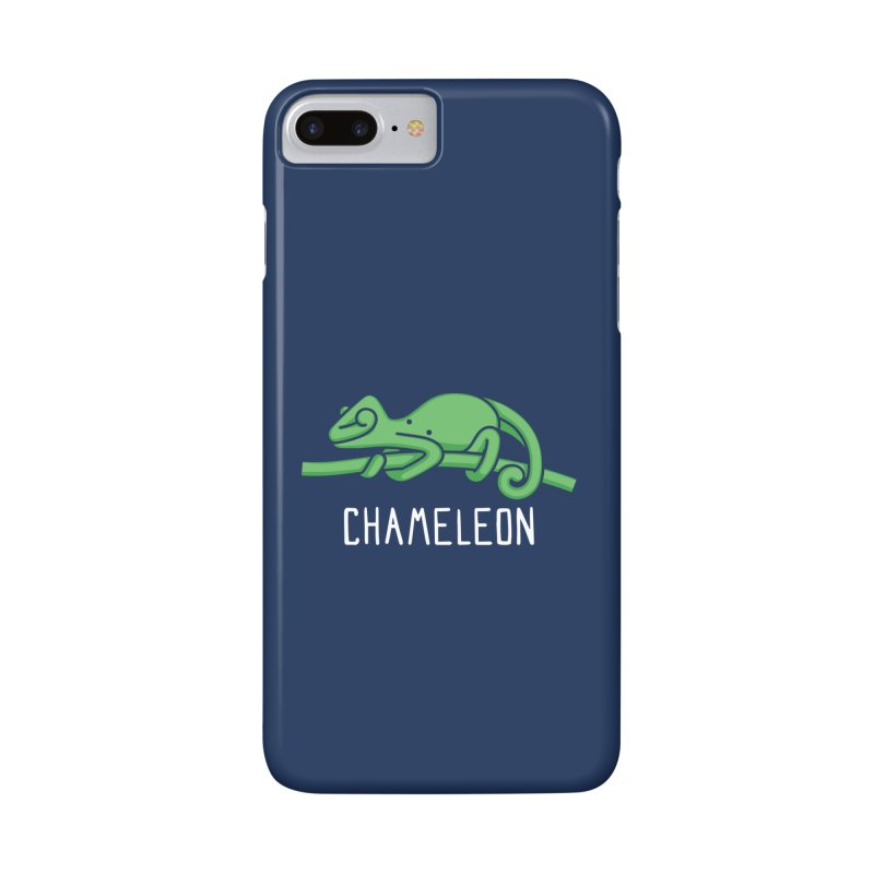 Chameleon (Not an Octopus) Accessories Phone Case by Gyledesigns' Artist Shop