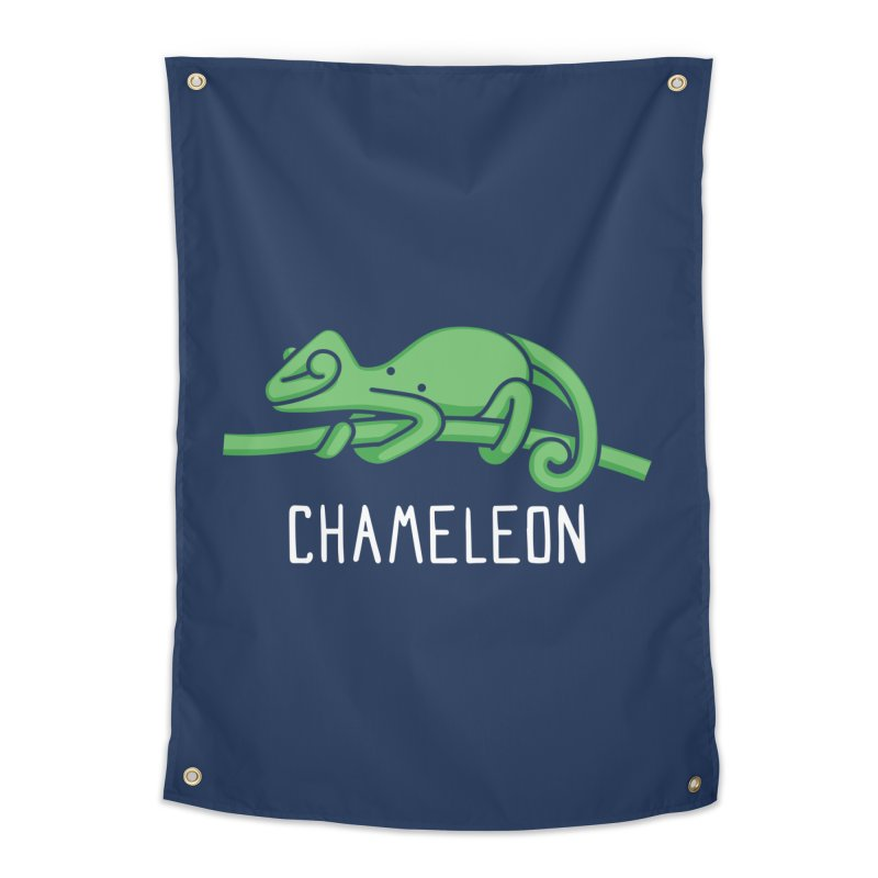 Chameleon (Not an Octopus) Home Tapestry by Gyledesigns' Artist Shop