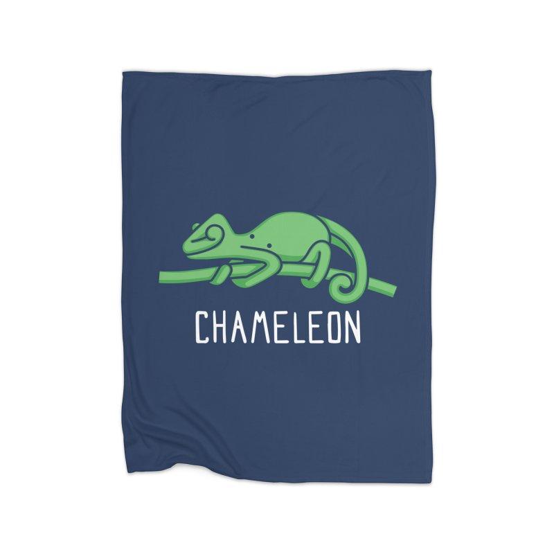 Chameleon (Not an Octopus) Home Blanket by Gyledesigns' Artist Shop