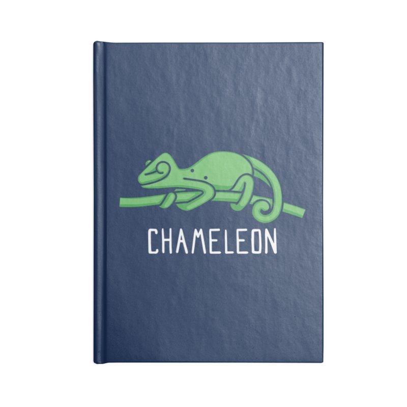 Chameleon (Not an Octopus) Accessories Notebook by Gyledesigns' Artist Shop