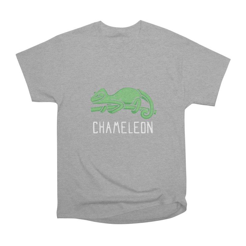 Chameleon (Not an Octopus) Women's Classic Unisex T-Shirt by Gyledesigns' Artist Shop