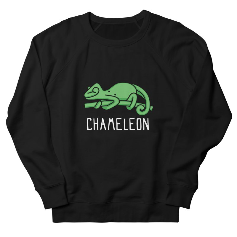Chameleon (Not an Octopus) Men's Sweatshirt by Gyledesigns' Artist Shop
