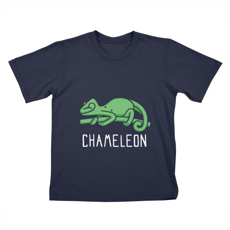 Chameleon (Not an Octopus) Kids T-shirt by Gyledesigns' Artist Shop