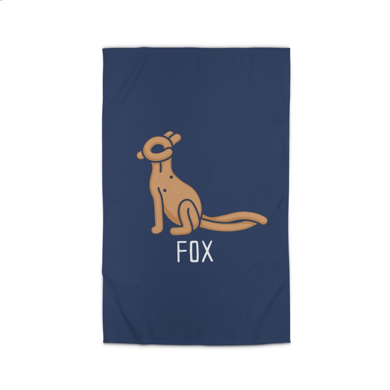 Fox (Not an Octopus) Home Rug by Gyledesigns' Artist Shop