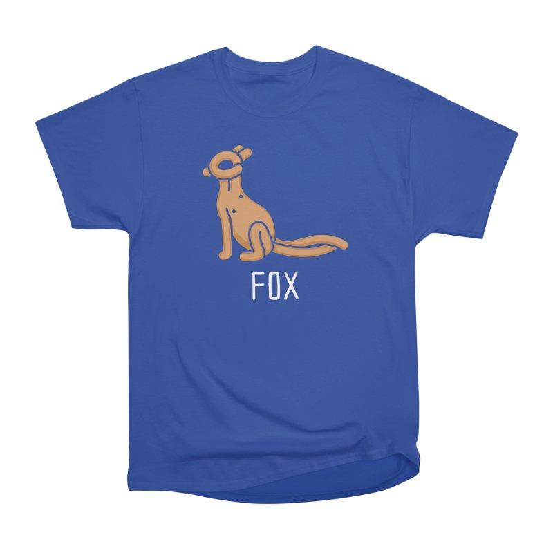 Fox (Not an Octopus) Men's Classic T-Shirt by Gyledesigns' Artist Shop