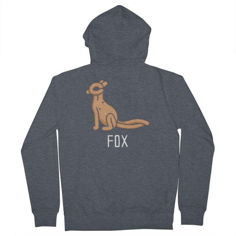 Fox (Not an Octopus) Women's Zip-Up Hoody by Gyledesigns' Artist Shop