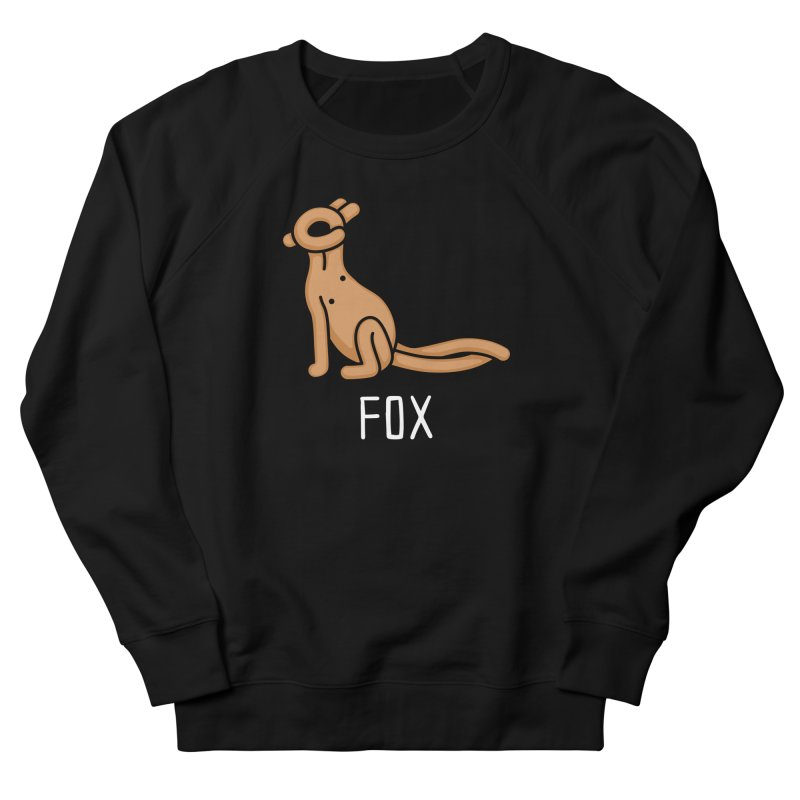 Fox (Not an Octopus) Men's Sweatshirt by Gyledesigns' Artist Shop