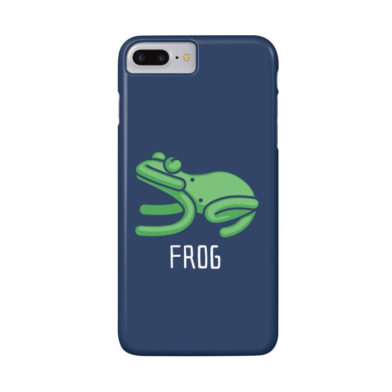 Frog (Not an Octopus) Accessories Phone Case by Gyledesigns' Artist Shop