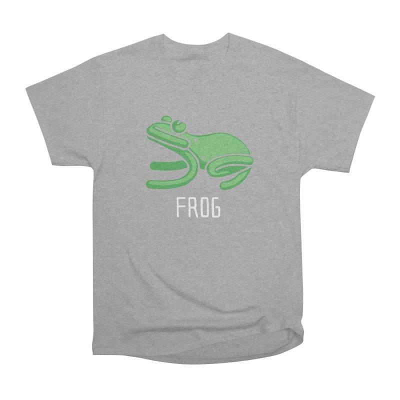 Frog (Not an Octopus) Women's Classic Unisex T-Shirt by Gyledesigns' Artist Shop