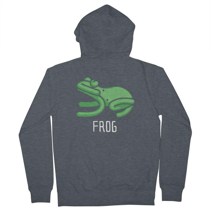 Frog (Not an Octopus) Women's Zip-Up Hoody by Gyledesigns' Artist Shop