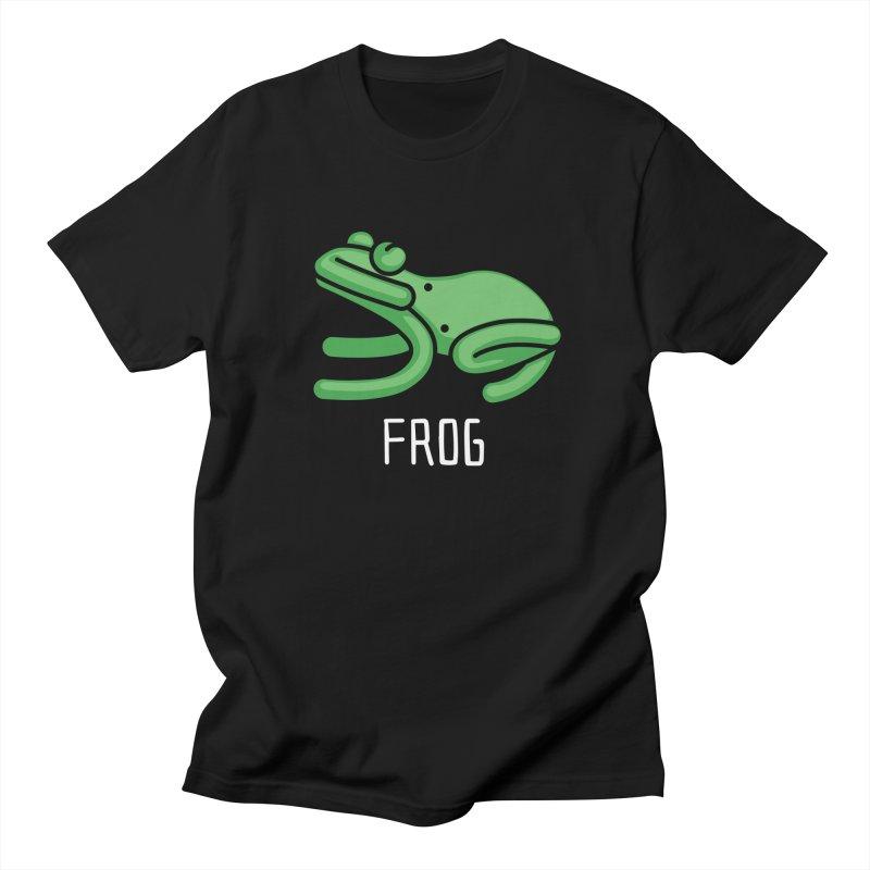 Frog (Not an Octopus) Men's T-shirt by Gyledesigns' Artist Shop