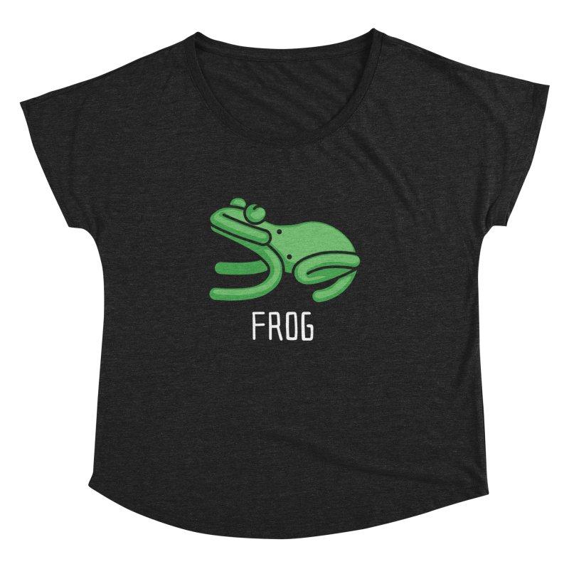 Frog (Not an Octopus) Women's Dolman by Gyledesigns' Artist Shop