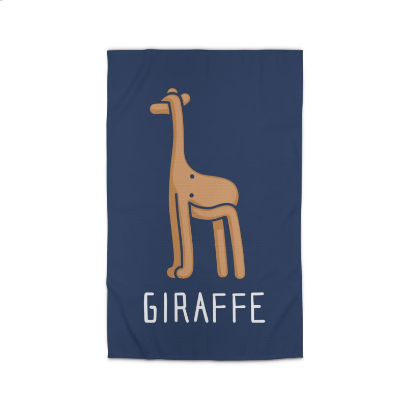 Giraffe (Not an Octopus) Home Rug by Gyledesigns' Artist Shop