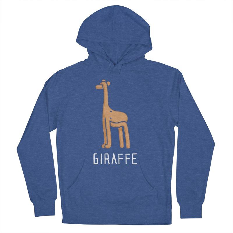 Giraffe (Not an Octopus) Men's Pullover Hoody by Gyledesigns' Artist Shop