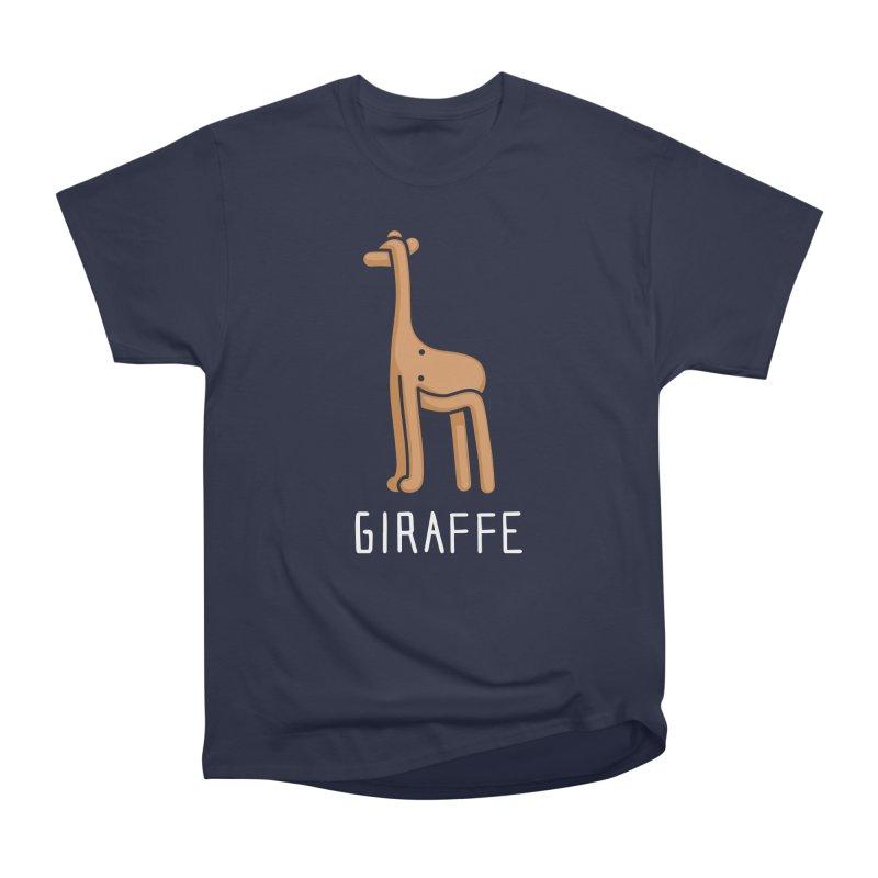 Giraffe (Not an Octopus) Women's Classic Unisex T-Shirt by Gyledesigns' Artist Shop