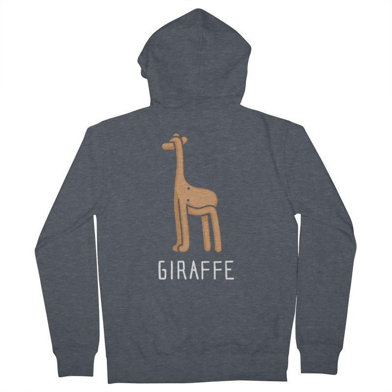Giraffe (Not an Octopus) Women's Zip-Up Hoody by Gyledesigns' Artist Shop