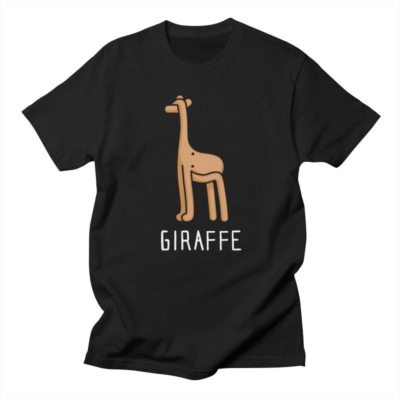 Giraffe (Not an Octopus) Men's T-shirt by Gyledesigns' Artist Shop