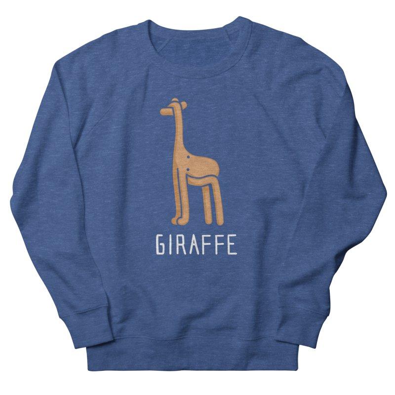 Giraffe (Not an Octopus) Men's Sweatshirt by Gyledesigns' Artist Shop