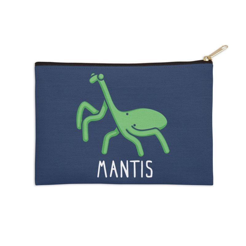 Mantis (Not an Octopus) Accessories Zip Pouch by Gyledesigns' Artist Shop