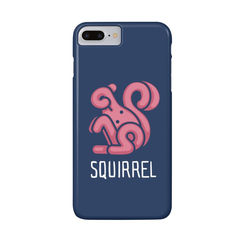 Squirrel (Not an Octopus) Accessories Phone Case by Gyledesigns' Artist Shop
