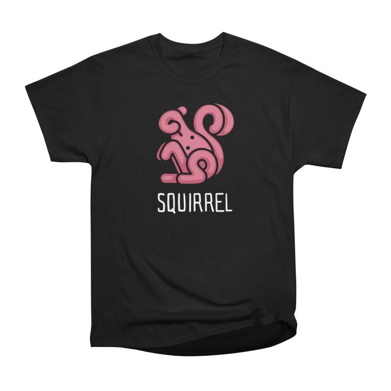 Squirrel (Not an Octopus) Women's Classic Unisex T-Shirt by Gyledesigns' Artist Shop