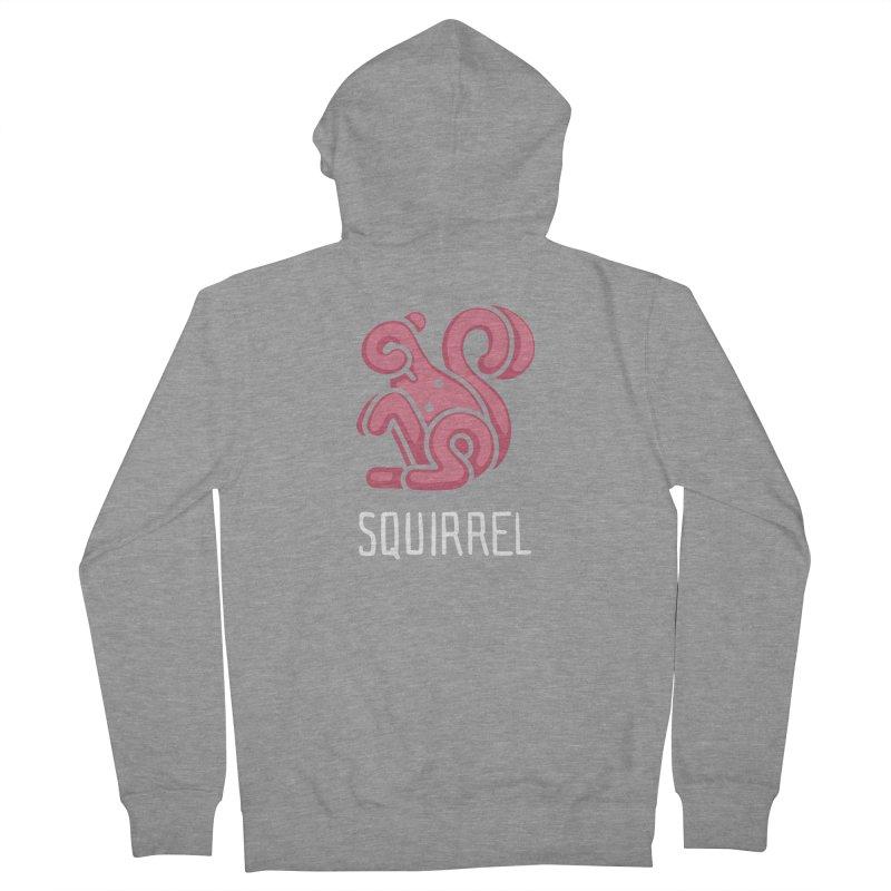 Squirrel (Not an Octopus) Women's Zip-Up Hoody by Gyledesigns' Artist Shop