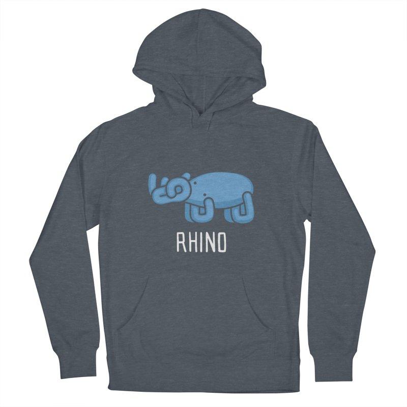 Rhino (Not an Octopus) Men's Pullover Hoody by Gyledesigns' Artist Shop
