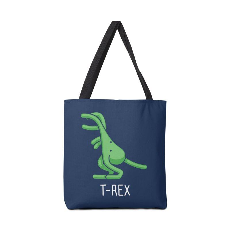 T-Rex (Not an Octopus) Accessories Bag by Gyledesigns' Artist Shop