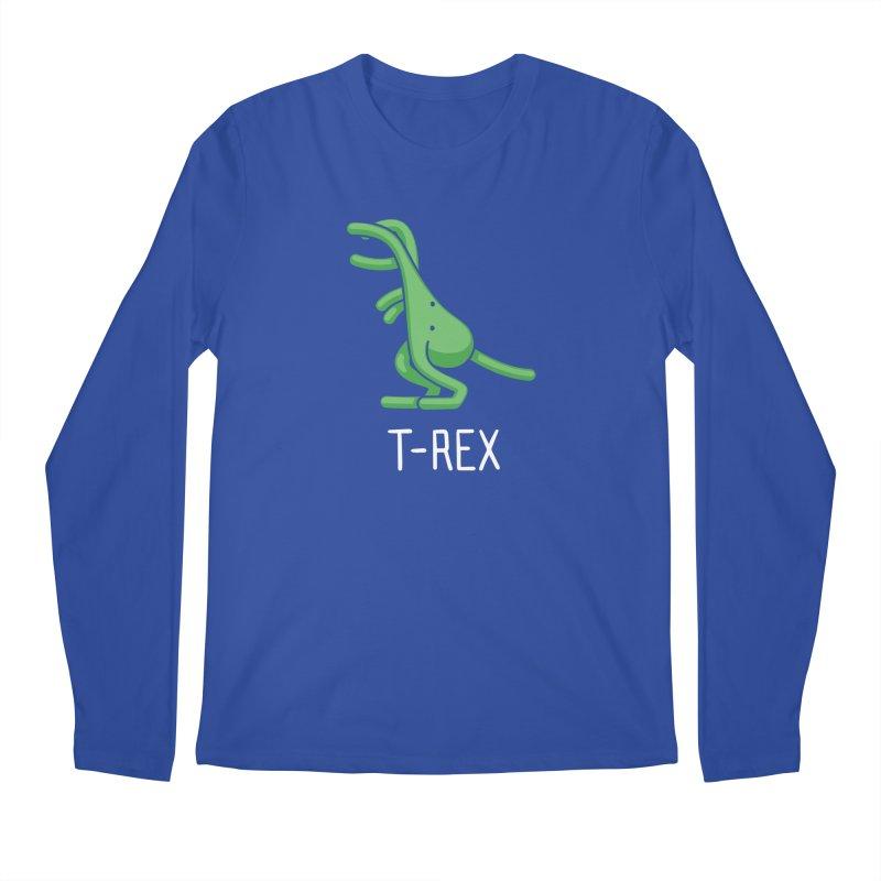 T-Rex (Not an Octopus) Men's Longsleeve T-Shirt by Gyledesigns' Artist Shop